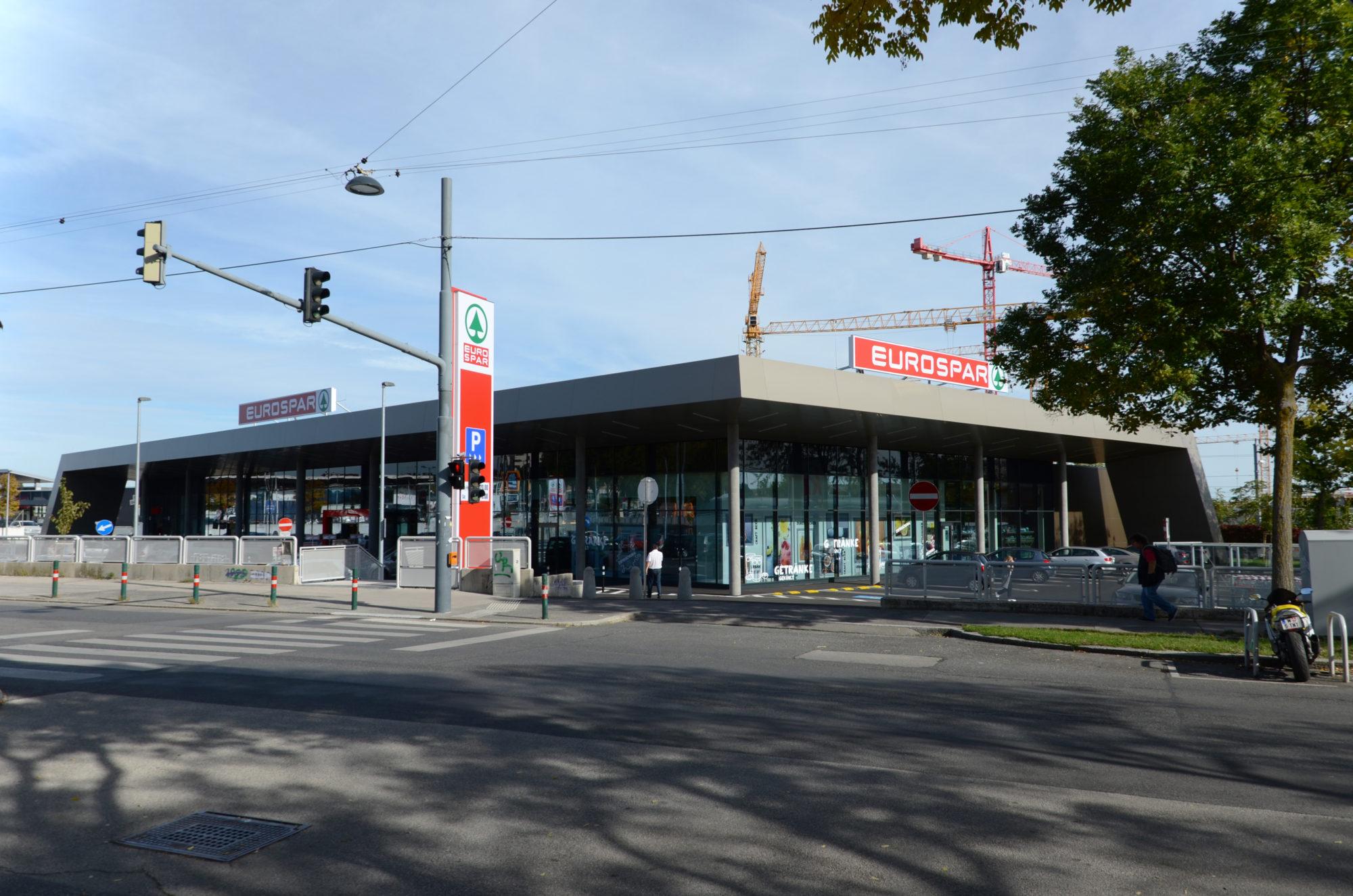 Eurospar Gatterederstraße